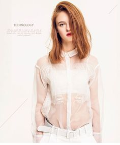 Organza hand-painted blouse of 2016 European star in same single-breasted raglan sleeve shirt  free shipping 1526263129