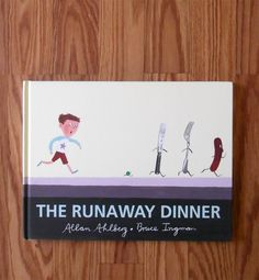 Book of the Week: The Runaway Dinner