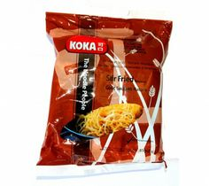 Koka Instant Stir Fried Noodles 85G with shipping facilities available in India.