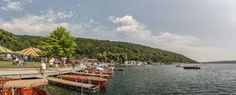 """Once named the """"Coolest Small Town in America"""" by Budget Travel, the small town of Hammondsport on Keuka Lake is the perfect place to visit."""