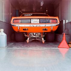 Tubbed out, Cuda