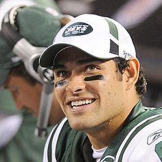 Mark Sanchez, #6    Quarterback