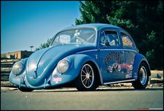 VW Beetle Choppers