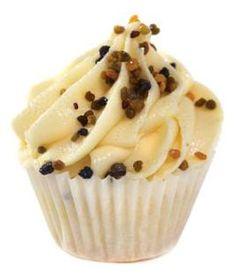 Honey infused cupcakes recipe! Yummy. <3