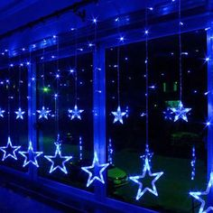 Christmas Lights Outdoor Led String Warm White Christmas Decorations for Home Adornos Navidad 2016 Natal Decoracion Kerst New Years Decorations, Christmas Party Decorations, Light Decorations, Christmas Garlands, Dance Decorations, Wedding Decorations, Backdrop Decorations, Decor Wedding, Star String Lights