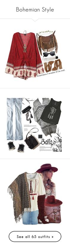 """""""Bohemian Style"""" by onetribeapparel ❤ liked on Polyvore featuring Chinese Laundry, Liquorish, Retrò, Jurlique, S'well, American Eagle Outfitters, Billabong, Golden Goose, BP. and Spring Street"""