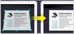 Как использовать смартфон вместо сканера для документов