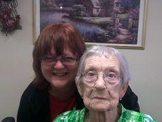 My Friend Thelma.. She is so sweet.. I love her..