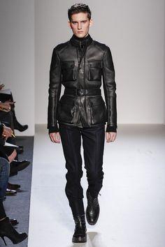 Milan Men Fashion Week Fall/Winter 2013-2014, Sebastian Brice for Belstaff