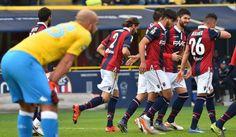 Bologna slår Napoli med 3-2!