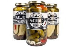 Check Out McClure's Pickles as seen on Best Thing I Ever Ate on TVFoodMaps