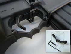 PHASE 5 Winter Trigger Guard - Styled (WTG) AR15 AR-15