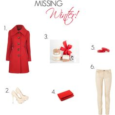 """""""Missing Winter!"""" by ladygatsby on Polyvore"""