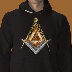 Gorgeous Masonic hoodie! I love this one.
