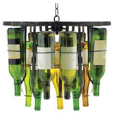 Wine Collector's Pendant Light.