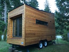 KEQs Corner Tiny House in Squamish, BC