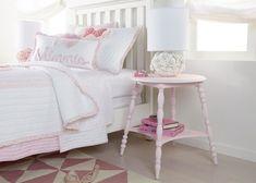 Really Ruffle Minnie Boudoir Pillow, Petal Custom Furniture, Table Furniture, Painted Furniture, Bedroom Furniture, Furniture Design, Modern Furniture, Ethan Allen Disney, Free Interior Design, Design Design