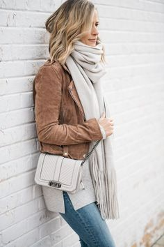 The 5 Best Moto Jackets (For Now + Spring) | spring style | spring 2018 | outfit idea | casual style | mom style | j crew | rag and bone | rebecca minkoff #style #fashion