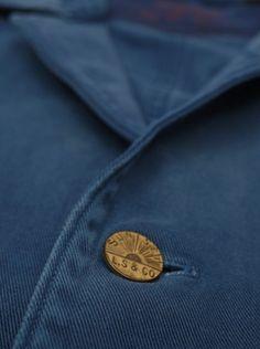LVC indigo jacket