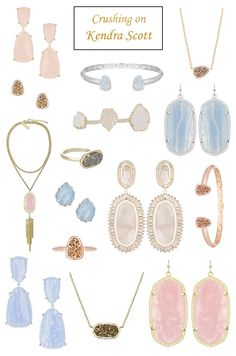 Crushing on Kendra Scott