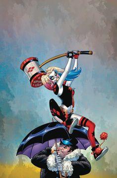 Harley Quinn. https://previewsworld.com/Catalog?pub=DC%20COMICS&cat=1