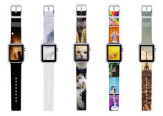 Casetify adds instagram photos to your Apple Watch