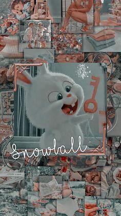 Wallpaper - Snowball