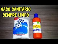Clean House, Cleaning Hacks, Personal Care, Diy, Youtube, Toilet Bowl Cleaning, Household Cleaning Tips, House Cleaners, Cleaning Routines