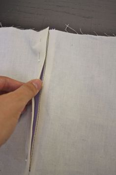 by Gertie of Gertie's Blog for Better Sewing A lapped zipper is a great technique for sewing in an all-purpose (not invisible) zipper. The finished zipper has an overlap on the left side of the opening that covers the zipper. On the right side of the opening, the fabric is stitched very close to the …