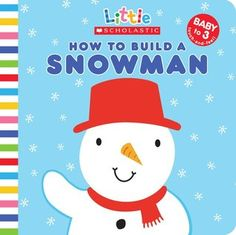 How to Build a Snowman by Jo Moon | Goodreads