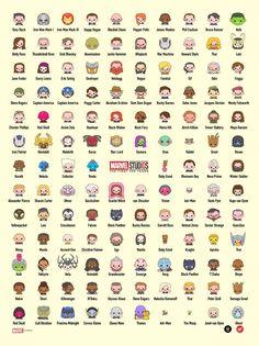 sophiagersten - 0 results for phone organization Marvel Heroes Names, Marvel Avengers, Avengers Names, All Marvel Characters, Chibi Marvel, Marvel Logo, Marvel Films, Marvel Comics, Superhero Names