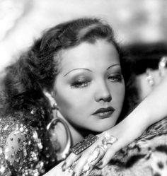 We Had Faces Then — Sylvia Sidney, 1932