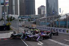 【動画】 フォーミュラE 開幕戦 香港ePrix 決勝ハイライト  [F1 / Formula 1]