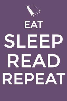The weekend plan ~~via Kindle Gal FB