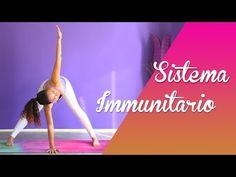 Yoga - Rinforzare il Sistema Immunitario - YouTube Yoga Fitness, Health Fitness, Thai Chi, My Yoga, Ayurveda, Reiki, Namaste, Pilates, Detox