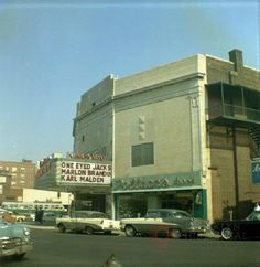 Brooklyn, Kingsway Theater, 1970s