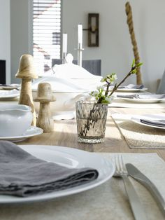 DIY   Tischsets aus Kuhfell