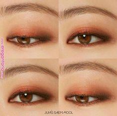 Eye Asian Makeup Tutorial Cut Crease 50 New Ideas Asian Makeup Tutorials, Korean Makeup Tips, Korean Makeup Look, Asian Eye Makeup, Make Up Looks, Looks Cool, Monolid Makeup, Eye Makeup Cut Crease, Makeup Inspo