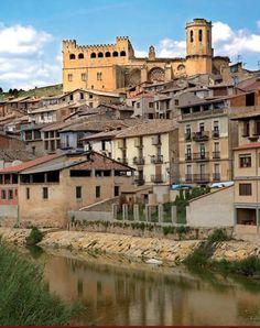 Valderrobres, comarca del matarraña.- #Aragon