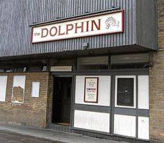 The Dolphin Bar in fintry