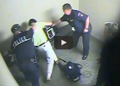 "Is This FOX News Reporter's Beating by Police ""Fair & Balanced""? June 2014"