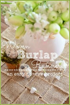 MARCH IS A GREAT MONTH TO... Find lots of fun and creative things to do and make for your home!
