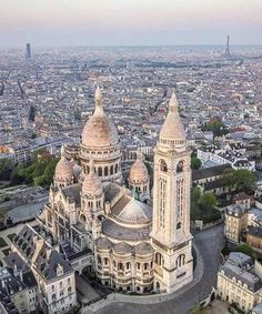 Basilica of the Sacred Heart, Montmartre, Paris - . Montmartre Paris, Louvre Paris, Paris Travel, France Travel, Paris Photography, Travel Photography, Paris France, Sacred Architecture, Reisen In Europa
