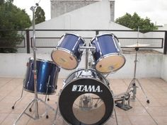 bateria tama rockstar dx made in japan_Buenos-Aires-1