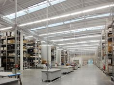 Gallery of Factory Building on the Vitra Campus / SANAA - 9