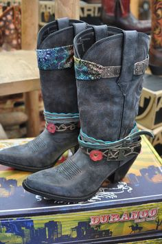 Crush by Durango Accesorize Western Boot DCRD146 #Durango #CowboyWestern