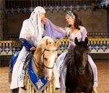 Arabian Nights romance