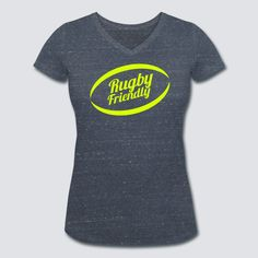 Rugby Friendly Classic - Tee shirt col V Femme