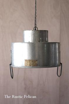 Modern Farmhouse-Pendant Lights-Chandelier-Rustic-Industrial-Lighting - The Rustic Pelican