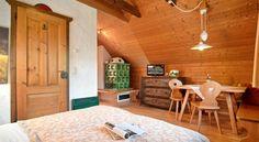 Naturel Hoteldorf Seeleitn, Dining area, Bedroom